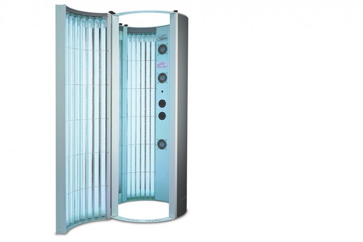 Hire the Tansun Sapphire Vertical Sunbed