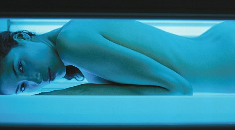 sunbed tanning at home